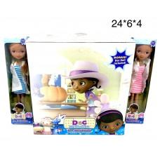 Кукла Доктор 12 шт. в уп (арт. DC01) оптом