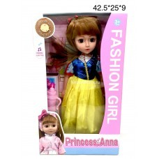 Кукла Принцесса Анна (муз.) (арт. 6621-9H) оптом