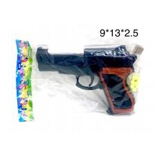 Пистолет с пульками в пакете (арт. 209) оптом
