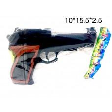 Пистолет с пульками в пакете (арт. 208) оптом