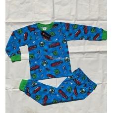 Пижама тонкая «Brawl Stars» 4 шт в уп (5-8) оптом