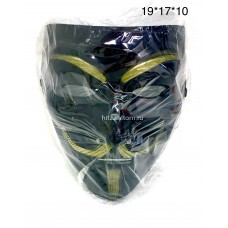 Маска Анонимуса черная (арт. GC-211) оптом