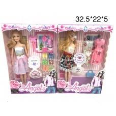 Кукла с аксессуарами (арт. 6688A-4) оптом