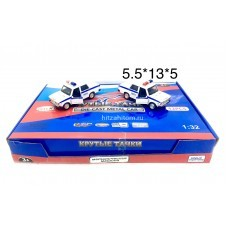 Модельки (металл) семерка 12 шт в уп (YX82107P-12D/FY82107P-12D) оптом
