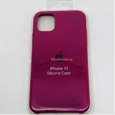 Силиконовые чехлы на Iphone 11 оптом