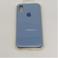 Силиконовые чехлы на Iphone X/XS оптом