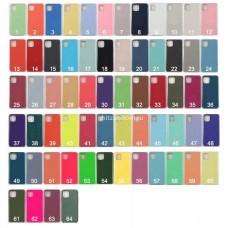 Силиконовые чехлы на Iphone 11 Pro Max оптом