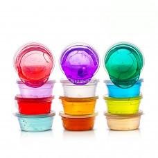 Лизун в прозрачной упаковке 12 шт/уп (арт 2982-48) оптом
