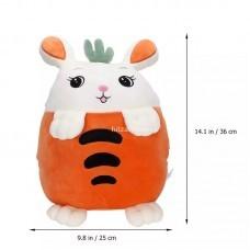 """Мягкая игрушка 3 в 1 """"Зайчик морковка"""" оптом"""