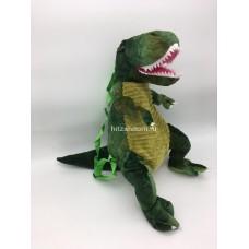 Мягкая игрушка рюкзак Динозавр оптом