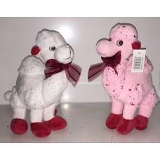 """Мягкая игрушка """"Верблюд с блестками"""" 26 см оптом"""