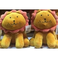 """Мягкая игрушка """"Лев с розовой гривой"""" оптом"""