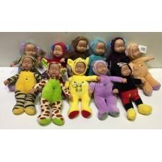 """Мягкая игрушка """"Кукла"""" спящая 24 см оптом"""