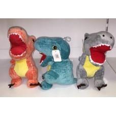 """Мягкая игрушка динозавр мини """"Тиранозавр"""" 25 см оптом"""