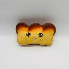 Мягкая игрушка Хлеб поджаренный 18 см оптом