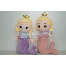 """Мягкая игрушка """"Кукла русалка"""" 80 см оптом"""