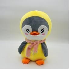 """Мягкая игрушка """"Пингвин"""" в костюме со снежинкой 30 см оптом"""
