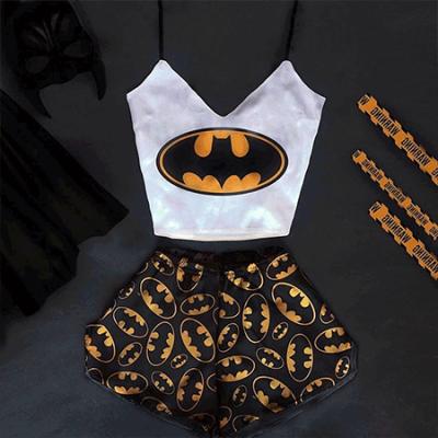 Женская пижама Batman Logo оптом