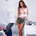 Женская пижама Лисички оптом