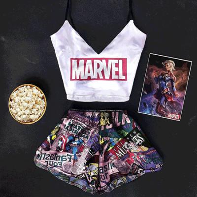 Женская пижама Marvel оптом