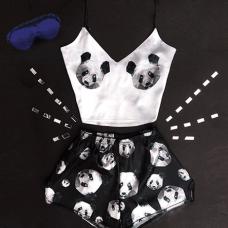 Женская пижама Панда оптом