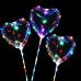 Светящийся шар Bobo в форме Сердца оптом