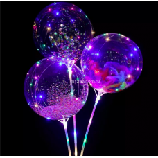Светящиеся LED шары BOBO (упаковка 50 шт) оптом