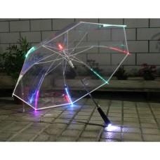 Светящиеся LED-зонты с фонариком в ручке оптом