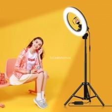 """Кольцевая лампа для фотографов, визажистов 36"""" оптом"""
