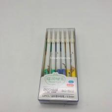 Шариковая ручка 1 цв. Стирается 12 шт в уп (арт. BO-1502) оптом