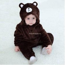Кигуруми для детей Медведь оптом