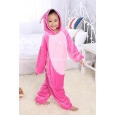 Кигуруми для детей Стич розовый оптом