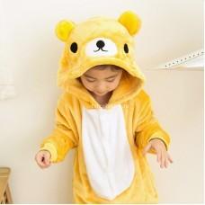 Кигуруми для детей Медведь Рилаккума оптом