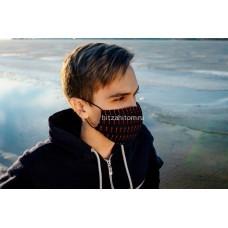 """Тканевая маска для лица """"Восклицательные знаки"""" (упаковка 10 шт) оптом"""