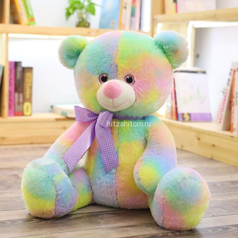 сразу после мягкий разноцветный медвежонок игрушка фото сайт фотокто