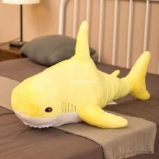 """Мягкая игрушка подушка """"Акула"""" цветная оптом"""