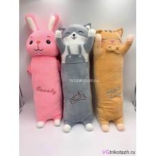 """Мягкая игрушка 3 в 1 """"Коты"""" оптом"""