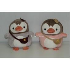 """Мягкая игрушка """"Пингвин с сумкой"""" 30 см оптом"""