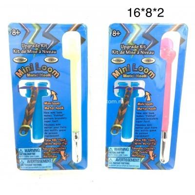 Станок и рогатка для плетения браслетов из резинок (арт.A-D) оптом