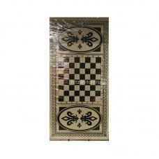 Набор Нарды, шашки, шахматы деревянные арт. H6030 оптом