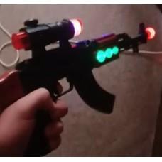 Пистолет светящийся  оптом