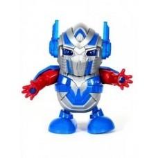 """Игрушка """"Танцующий робот трансформер"""" музыкальный (арт. 696-59) оптом"""