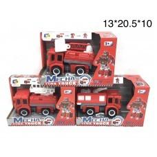 Машина трансформер пожарная (арт D622-H133ABC) оптом