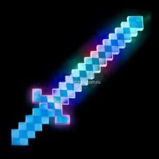 Светящийся меч Майнкрафт оптом